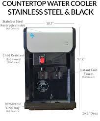 countertop bottleless water dispenser ct water cooler schematic clover d1 hot and cold countertop bottleless water