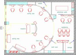 Salon Layouts Cool Salon Layout Maker 14379
