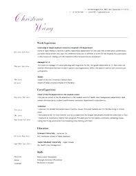 Free Actor Resume Template Gorgeous Free Acting Resume Template Download Or Fair Performing Arts Builder
