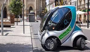 Какими будут автомобили будущего  citycar автомобиль который меняет форму