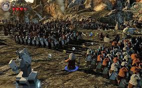 LEGO The Hobbit PC-ის სურათის შედეგი