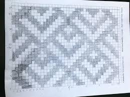 71 Beautiful Examples Art Using Graph Paper 2019