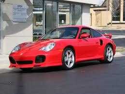 2002 Porsche 911 Twin Turbo Coupe