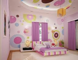 ... purchase pre-cut colorful polka dots for the walls. This decoration  work casts over scrapbooking, vintage postcards, shabby, but pretty girls'  albums.