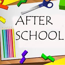 Image result for after school program clip art image