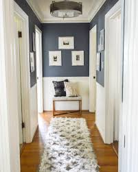 normally i don t love dark interior wall colors but this is striking hallway wall colorspaint