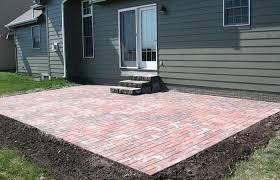 brick paver patio ideas patio ideas medium size garden ideas patio design tool new impression from brick paver patio