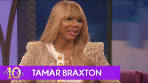 Tamar Braxton on Co-Parenting and New Love - YouTube