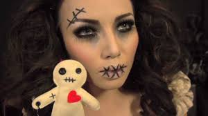 creepy sched doll 2017 you doll makeup 2