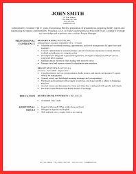 Chicago Style Resume Good Resume Format