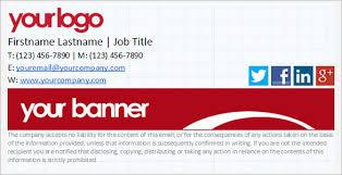 Free Email Signature Creator