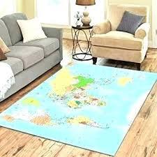 world map area rug com floor mat 7 rugby kids rug street map children area treasure review