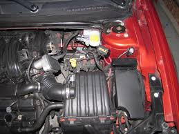 amp and subs added to my avenger dodge avenger forum 2008 Dodge Avenger Fuse Box.php you can see the fuse box below the brake fluid reservoir if you follow that back, it goes through the fire wall there 2008 Dodge Avenger Fuse Box Diagram