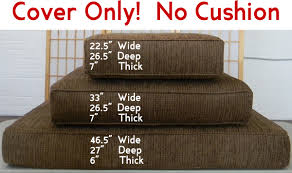 Sofa Replacement Cushion Covers Replacement Sofa Seat Cushion