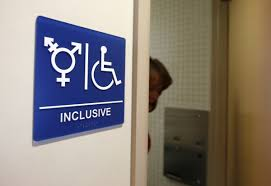 Never Enough ACLU Says No To Unisex Restroom Transgender Pupil - Restroom or bathroom