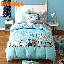 single bed bedding canada primark duvet size in cm zoo cartoon sets quilt cover set bedrooms agreeable cov