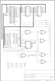 block diagram the wiring diagram my 8052 basic project wiring diagram
