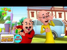 jumping jack motu patlu in hindi 3d animation cartoon as on nickelodeon