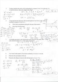 the kinematic equations answers jennarocca
