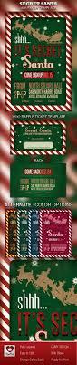 secret santa flyer raffle ticket on behance holiday marketing royallove best flyer design candy cane christmas flyer creative designs design flyers event flyer artwork flyer design