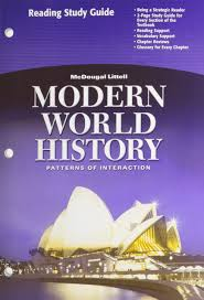 World History Patterns Of Interaction Answer Key Gorgeous Amazon Modern World History Patterns Of Interaction Reading
