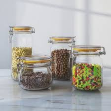Decorative Glass Jars With Lids Decorative Glass Jar With Lid Wayfair 76