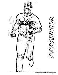 Coloring Baseball Player Coloring Pages New In Decor Free Coloring