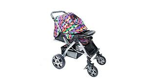XYKX <b>High Landscape Stroller Can</b> Sit Reclining Stroller Two-Way ...