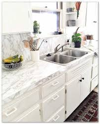 fake marble countertops