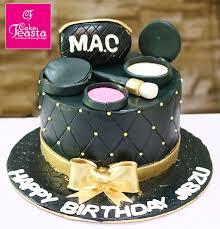 Mac Makeup Kit Birthday Cake Online Cake Shop Cake Feasta