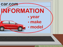 image titled get auto insurance quotes step 2