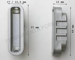 Serratura magnetica per porta agb mediana polaris oro door