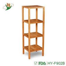 bamboo bath furniture. bathroom bamboo freestanding organizing shelf 4tier bath furniture