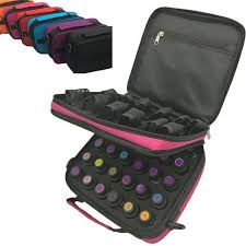 10/20/30/<b>42 Grid</b>-Bottle Essential Oil Case Protects for 3ML Rollers ...