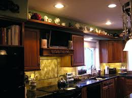 decorations on top of kitchen cabinets. Decorations For Top Of Kitchen Cabinets Decorating To Create Beautiful Style With . On