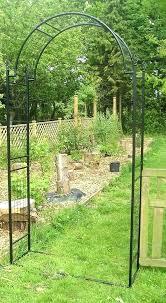 garden arch with seat metal garden arches cream metal garden arch metal tuscan path garden arch garden arch