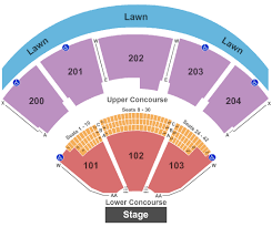 Shoreline Amphitheatre Seating Chart Box Seats Ozzy Osbourne Marilyn Manson At Shoreline Amphitheatre