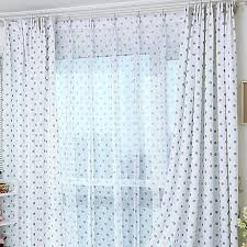 Contemporary curtains panels for Privacy at Home