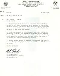 Air Force Letter Of Recommendation Company Commander Letter Of Recommendation Example 21