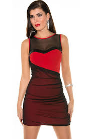Black Red Mesh Accent Sexy Bodycon Dress #017533 @ Sexy Club Dresses,Club  Wear Dresses,Club Wear,Sexy Dresses,Sexy Dress,Evening Dresses,Sexy Party  Dresses ...