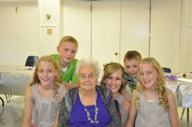 "Virgie ""Mammy"" Smith Celebrates 100th Birthday – CentralSpeaks.com"