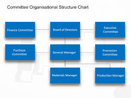 Executive Hierarchy Chart Committee Organisational Chart Organizational Chart