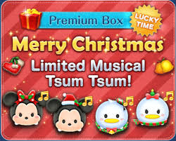 Tsum Tsum Life: Oy, Christmas Tree! - LaughingPlace.com