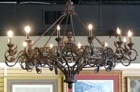 wrought iron chandeliers antique wrought iron chandelier antique wrought iron chandeliers inside well liked vintage wrought iron chandelier white wrought