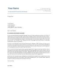 Example Of Executive Cover Letters Cover Letter Examples Cover Letter Templates Australia