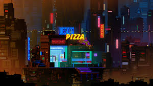 Purchase individual videos, theme collections, libraries or the comprehensive package ml complete. Small 8 Bit Gif Loops Pixel City Pixel Art Pixel Animation