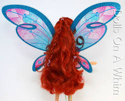 They call themselves 'the winx club' and go on countless adventures together. Jakks Pacific Winx Club Believix Bloom Back Wings Hair Dolls On A Whim