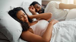 Image result for snoring pictures