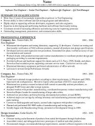 Wimax Test Engineer Sample Resume Magnificent Manufacturing Test Engineer Resume Sample Photos 31