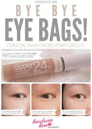 diy conceal away those pesky eye bags skin beauty fashion